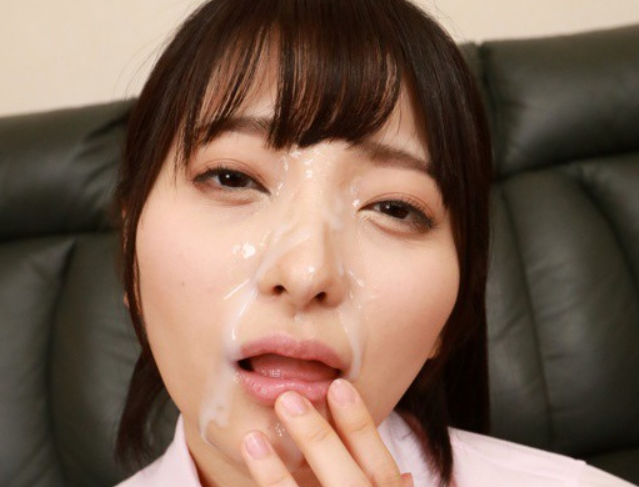 【VR】汚しまくれ。男の生臭い精子を塗りたくれ!!女子校生に顔射するVR